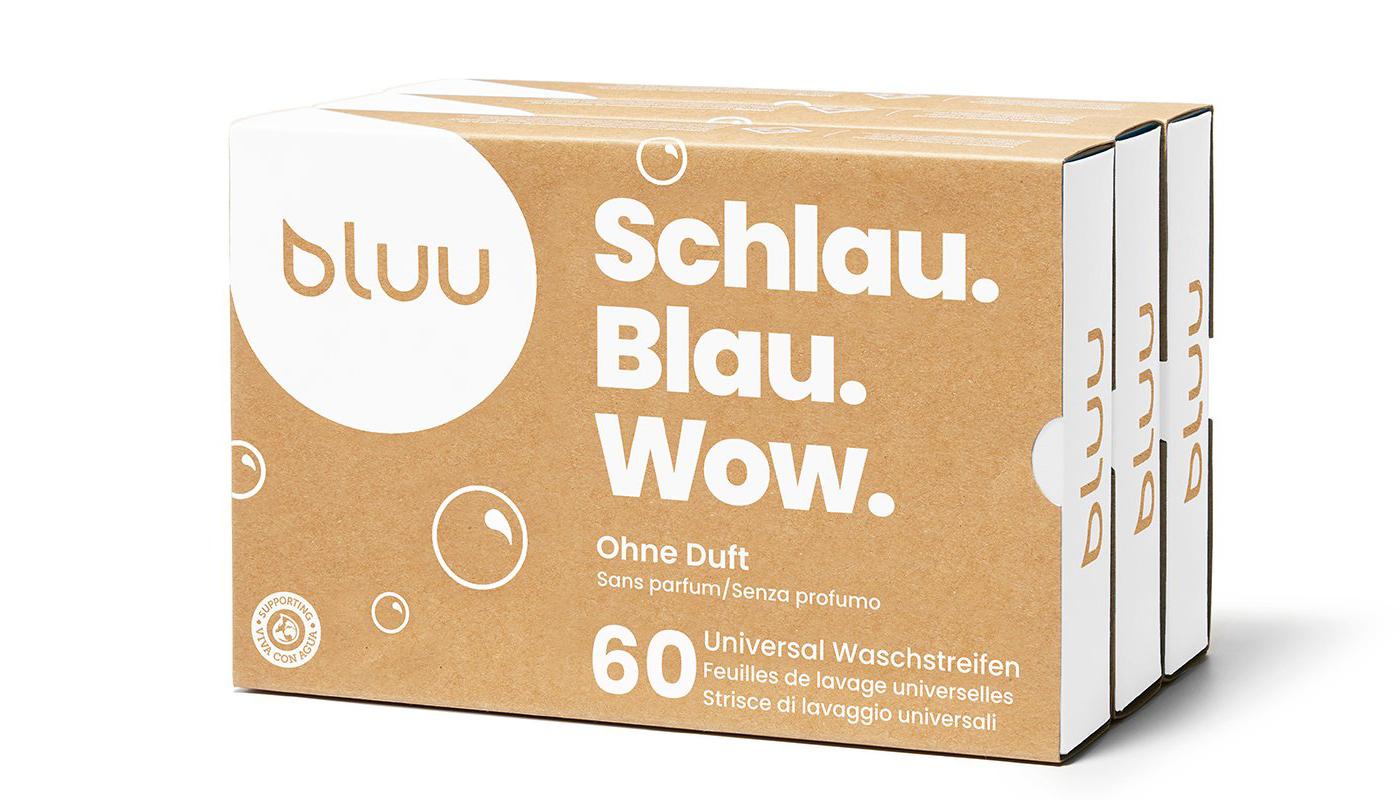 Image of 180 Universal Waschstreifen - Ohne Duft
