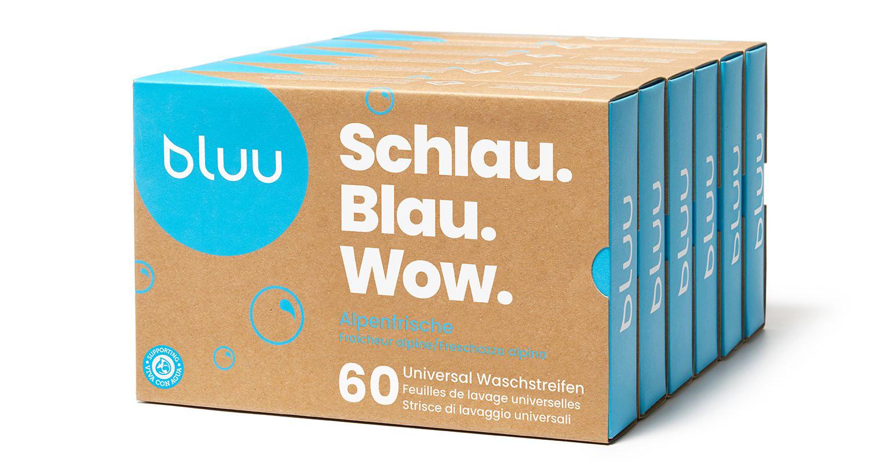 Image of 360 Universal Waschstreifen - Alpenfrische