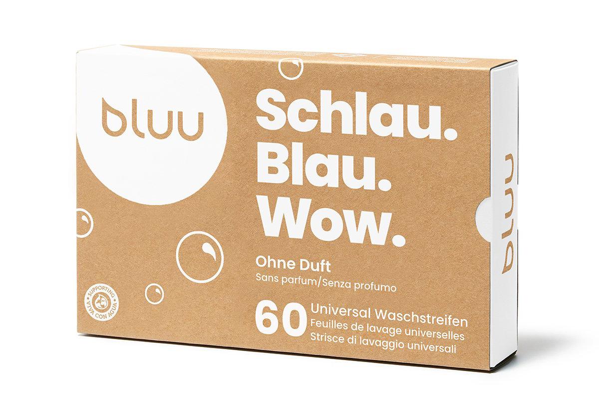 Image of 60 Universal Waschstreifen - Ohne Duft